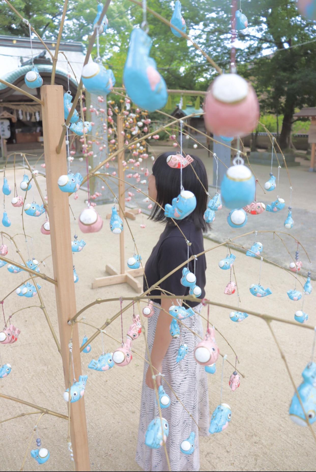 【女子旅にオススメ】今いくべき可愛すぎる福岡の神社3選_3