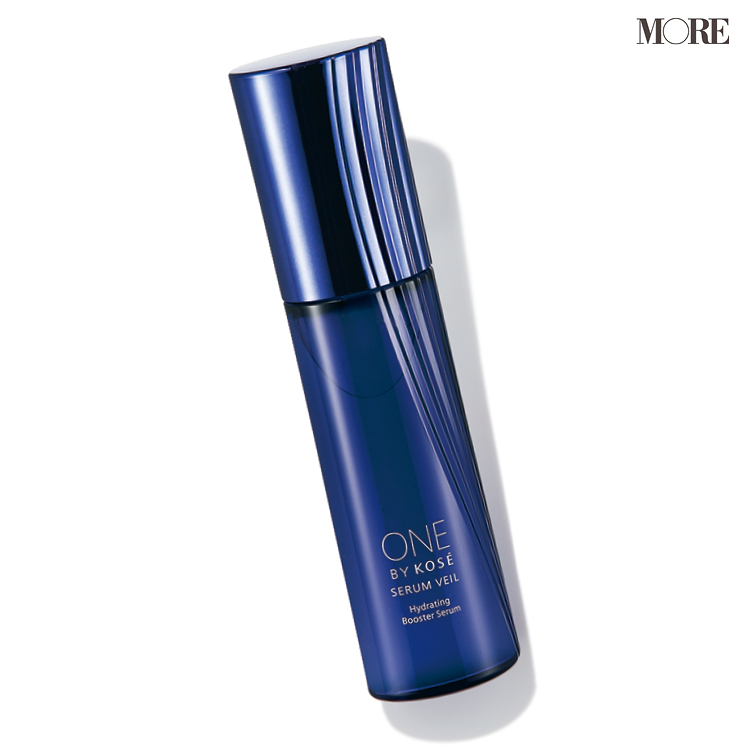 肌の乾燥を根本から改善する美容液『ONE BY KOSÉ』の「セラム ヴェール」がすごい♪ 抜群の保湿力でなめらかなはり肌に_1
