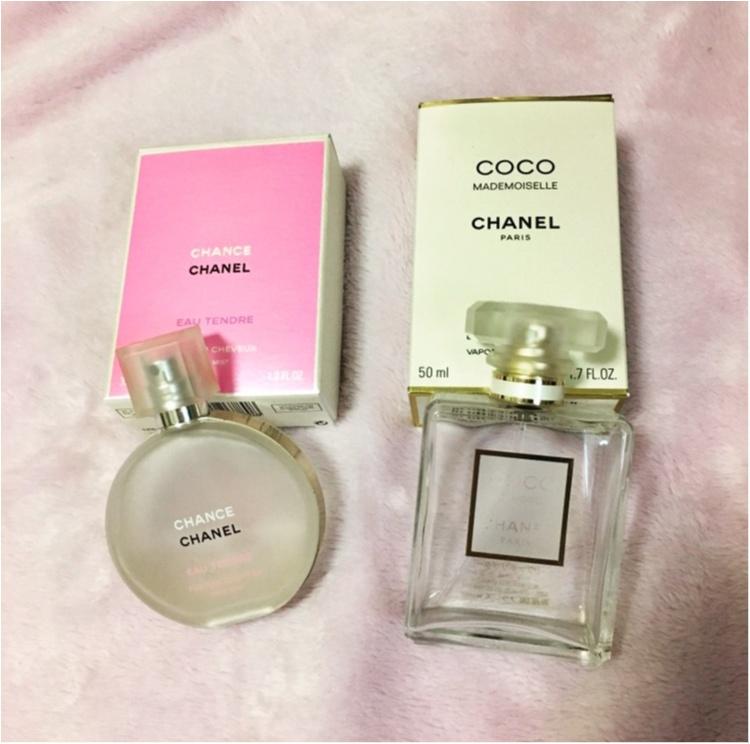 ♡身にまとうだけでイイ女♡ 永遠の憧れCHANELの香水の魅力と余った香水の使い道♡_2