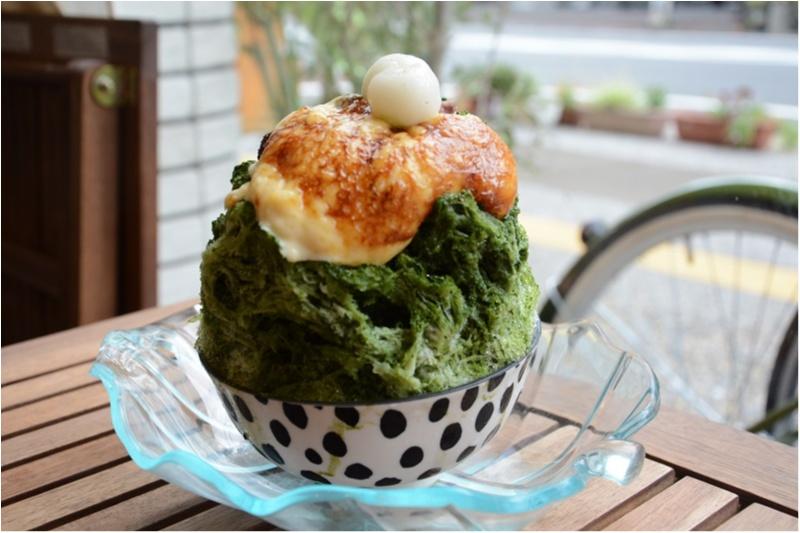 """かき氷ラバー必見! この夏、静岡県でぜったいに食べておきたい """"お茶かき氷"""" 10選♡_7"""