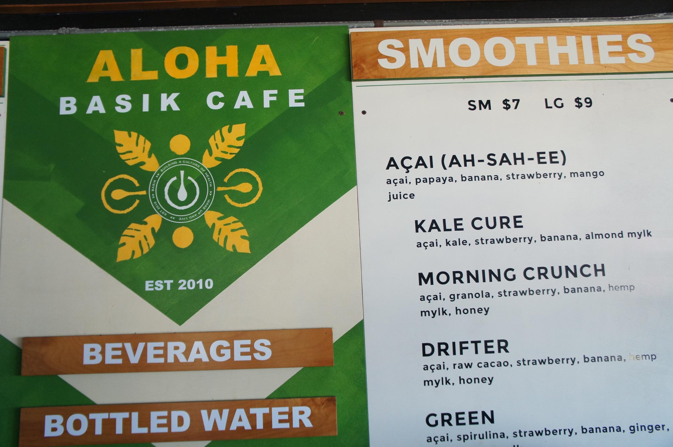 《#ハワイ女子旅》【BASIK CAFE】大人気❤️の絶品アサイーボウルがおすすめ☻♡_5