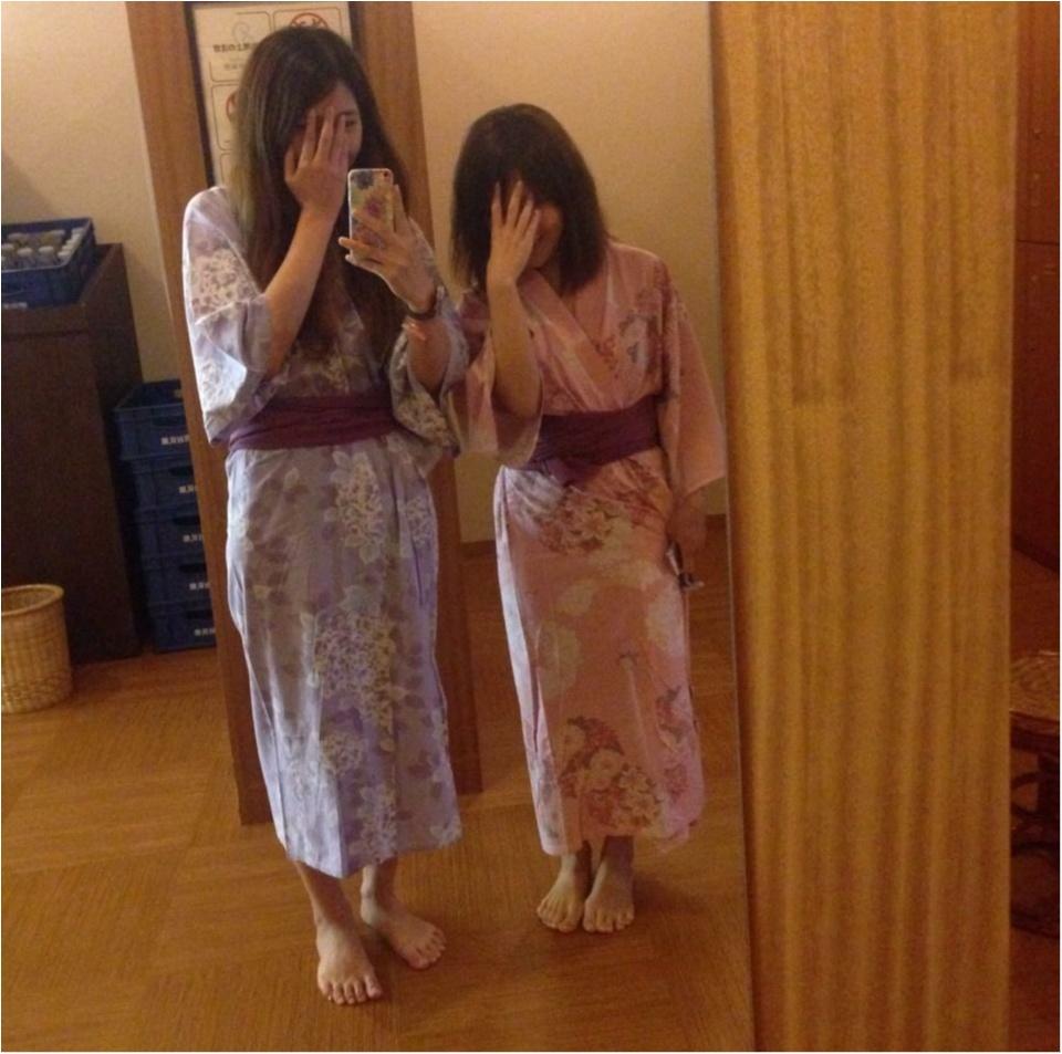 浴衣を選べる温泉【女子会にオススメ】_3