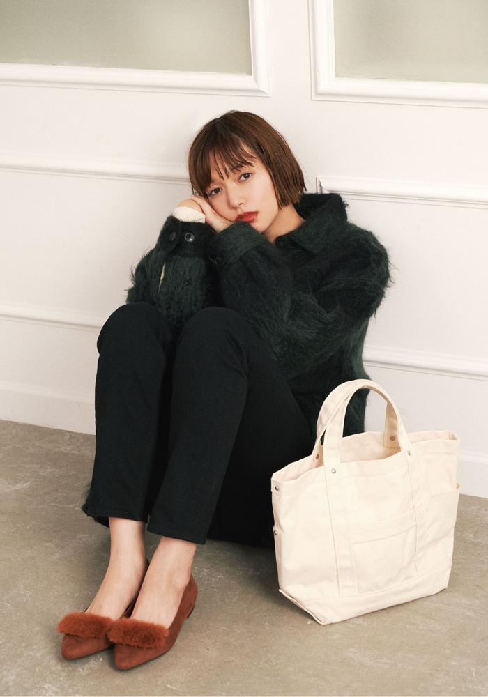 佐藤栞里が『オリエンタルトラフィック』2019秋冬のイメージモデルになりました♡_1