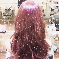 ☺︎♡究極かわいいガーリーヘア♡奇抜すぎない、けど被らない✨今年の秋冬カラーは是非Pink♡綺麗に染めるコツ・色を保つコツは!