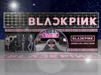 BLACKPINKのバーチャルサイトがオープン! プレゼントキャンペーンも!!