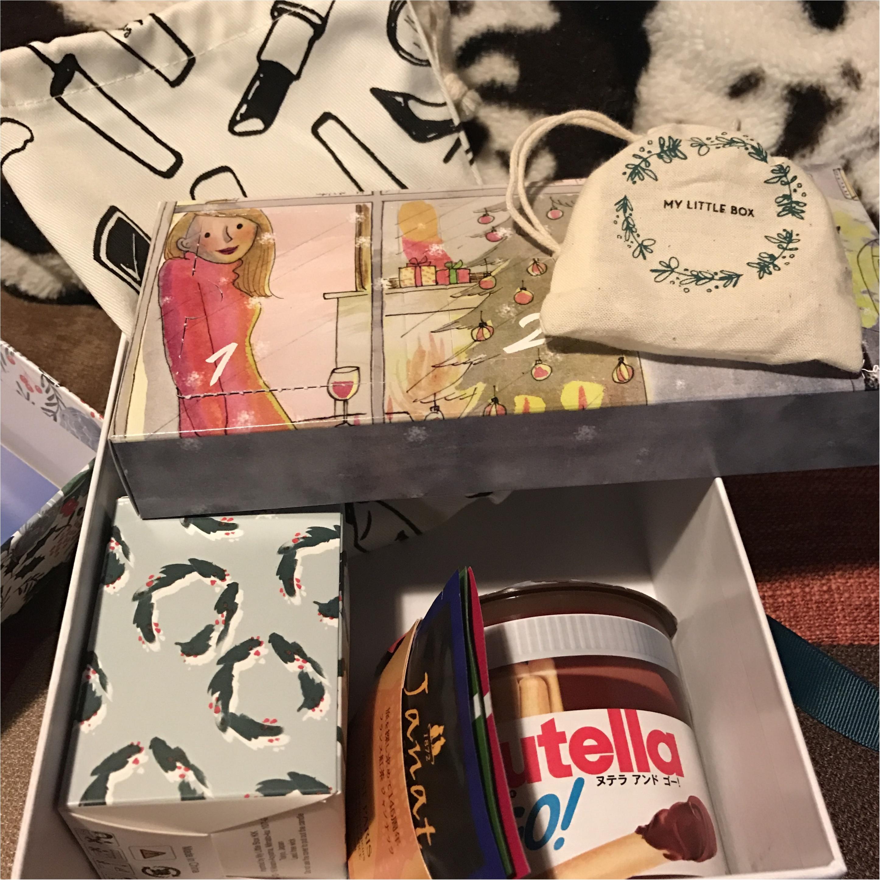 クリスマスプレゼントがなくても!毎月素敵なプレゼントが届きます♡_2