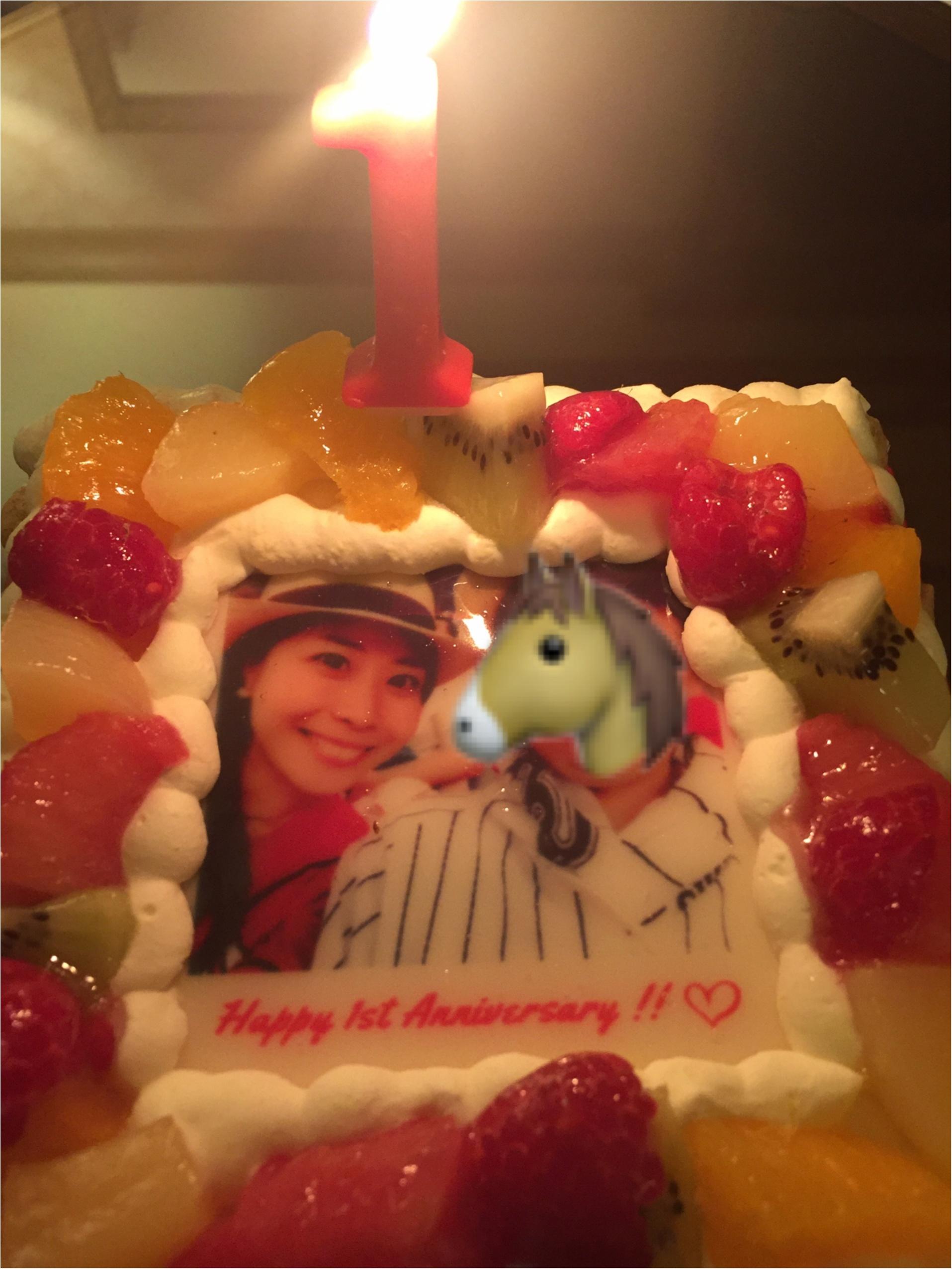【お祝いサプライズをしたいならこちら★】◯◯が印刷されたケーキがとっても素敵なんです!_1