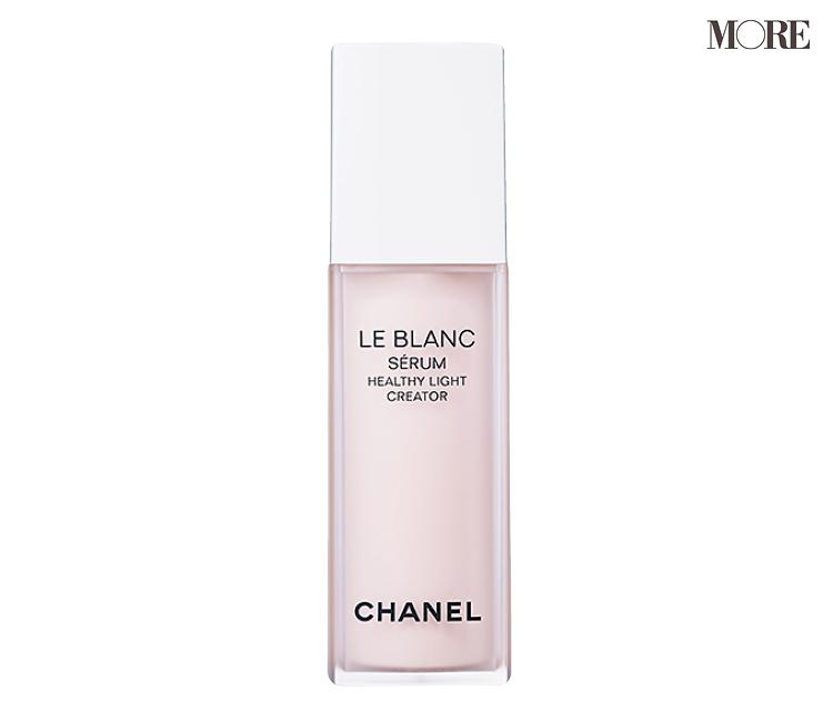 2021上半期ベストコスメ 美白美容液部門4位のシャネル ル ブラン セラム HLCS