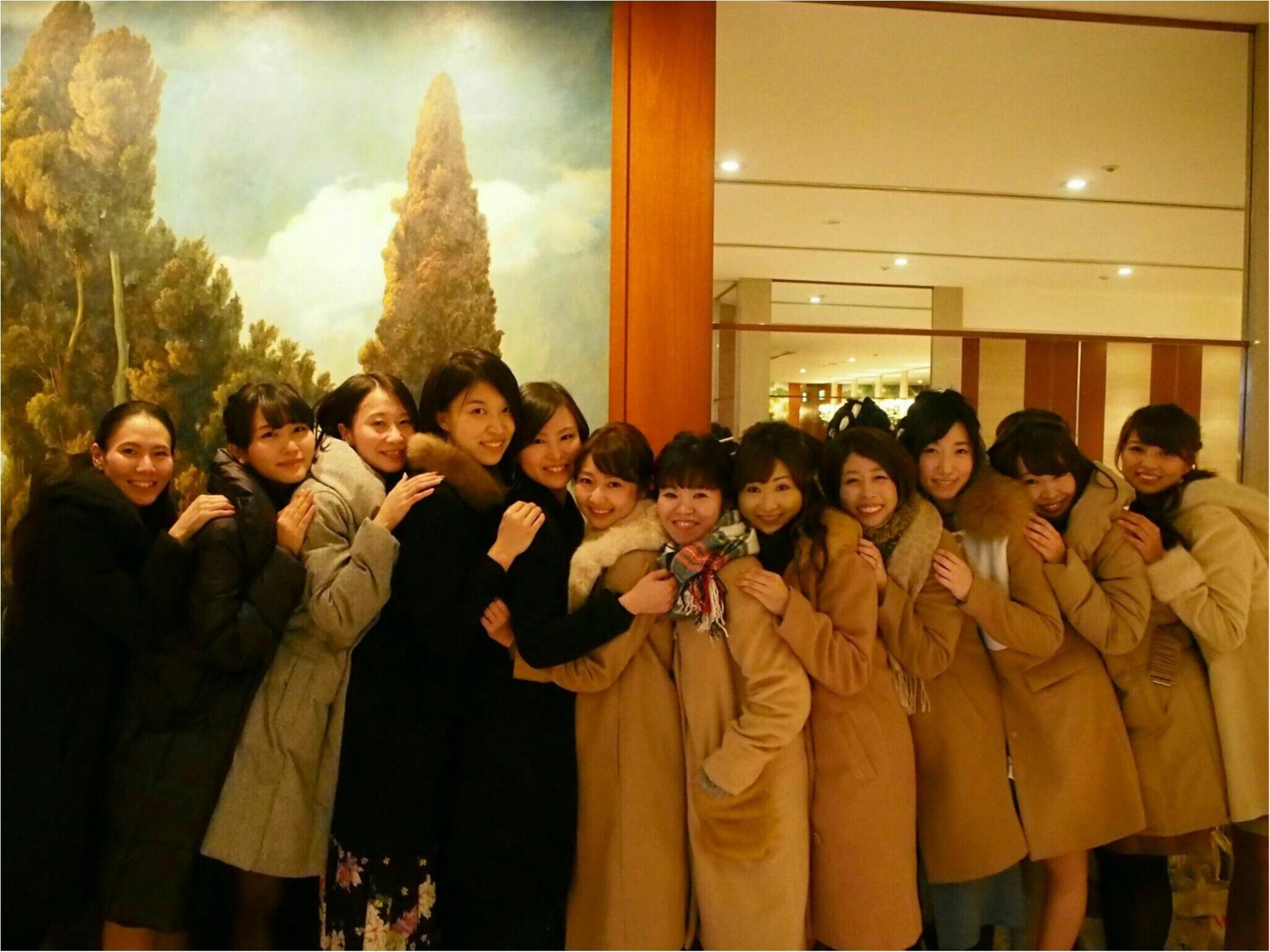 モアハピ部大集合!パークハイアット東京での大女子会をレポート✨新規部員募集開始ももうすぐ!≪samenyan≫_14
