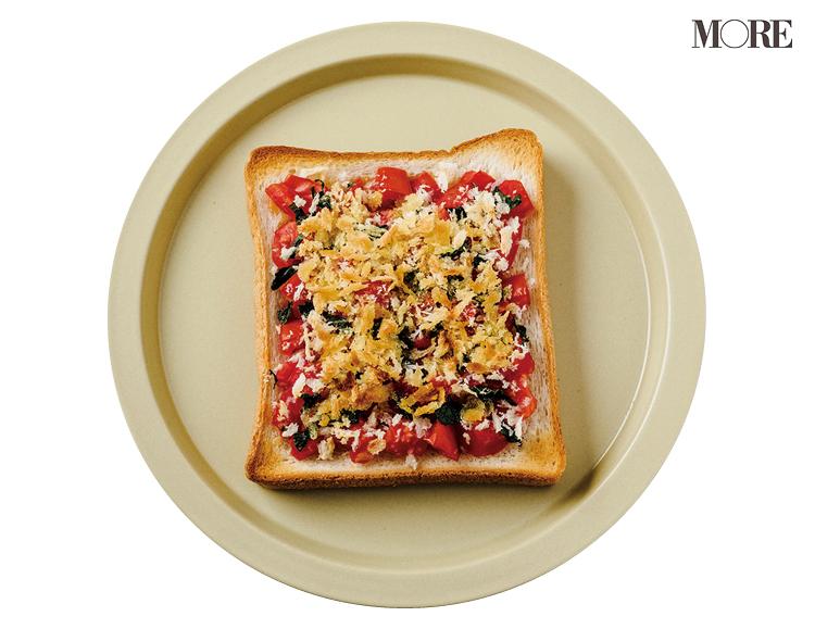 食パンのアレンジ5連発♡ 野菜メインのおいしい&おしゃれな簡単洋風レシピ【おかず食パン】_3