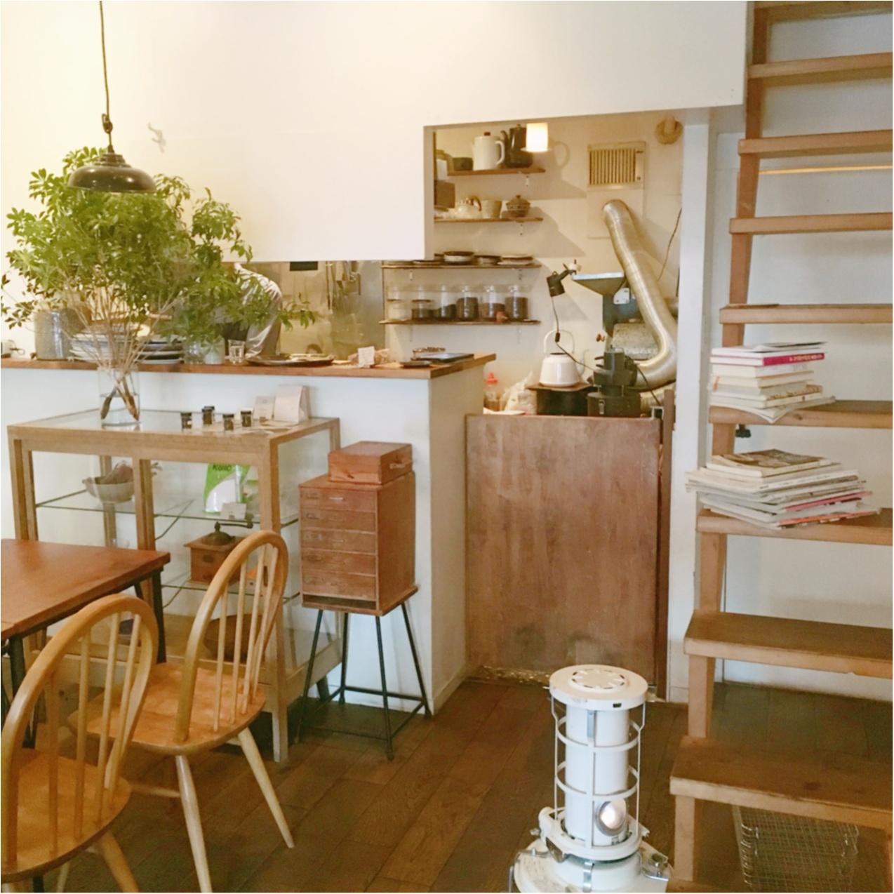 《 私のカフェめぐり♪ 》自家焙煎のコーヒーと手作りのスイーツのお店 【 coffee HUT(コーヒーハット)】でおやつタイム♡_2