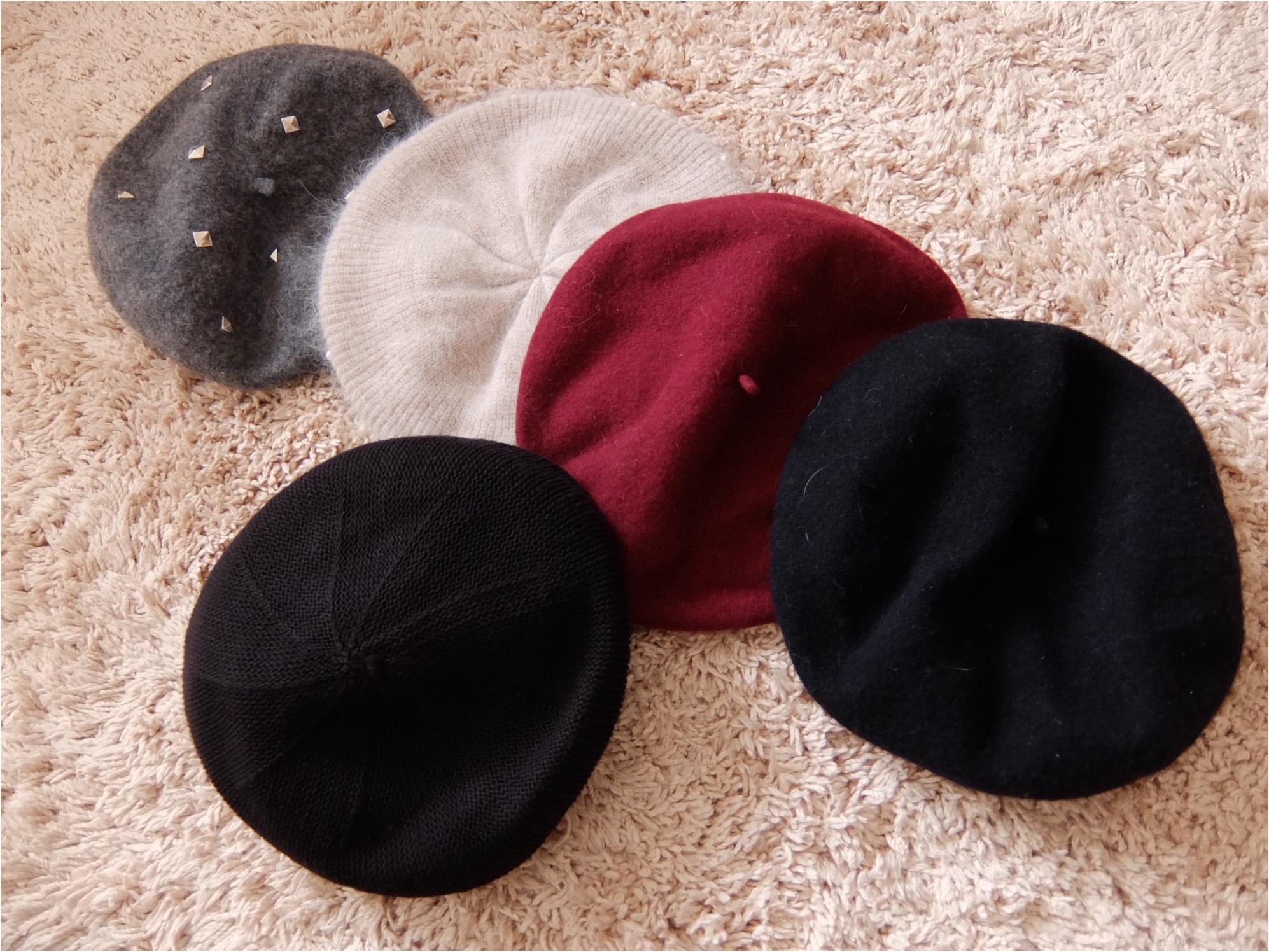 夏だってベレー帽をかぶりたい!これひとつで辛口コーデが可愛くなる♡_1
