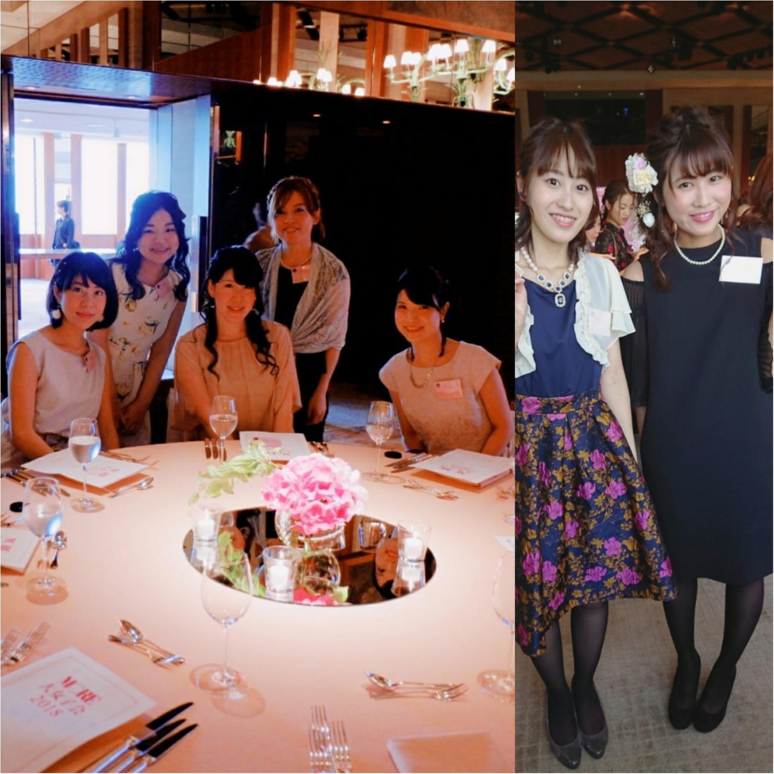 【MORE大女子会2018】一度にモアハピ部の皆さまと交流出来る華やかなオフ会♡イベント♡素敵なプレゼントまで_2