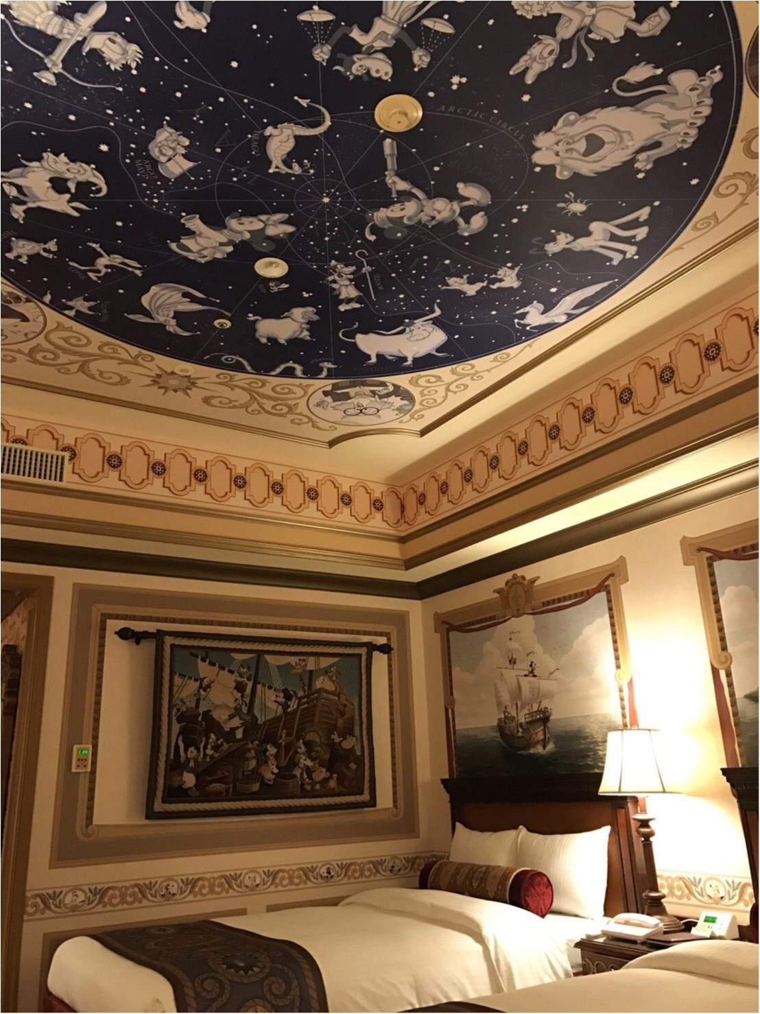 【夢のお泊まりディズニー♡】ホテルミラコスタの魅力をたっぷりご紹介します(*´꒳`*)_4