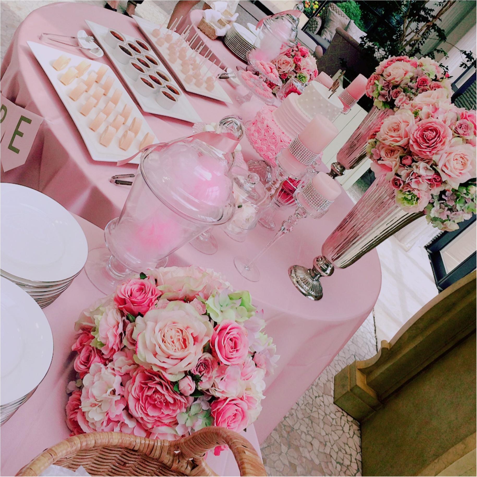 ★ピンクに、バラに、ドレス!女の子の大好き♡が詰まったイベント、第3回marry会に行ってきました★_17