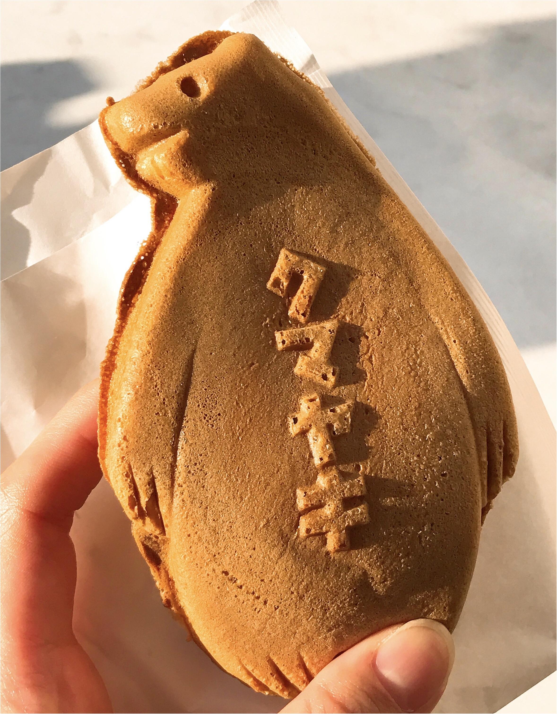 《25日まで‼︎》あの北海道の名物【クマヤキ】が東京で食べられる♪_3
