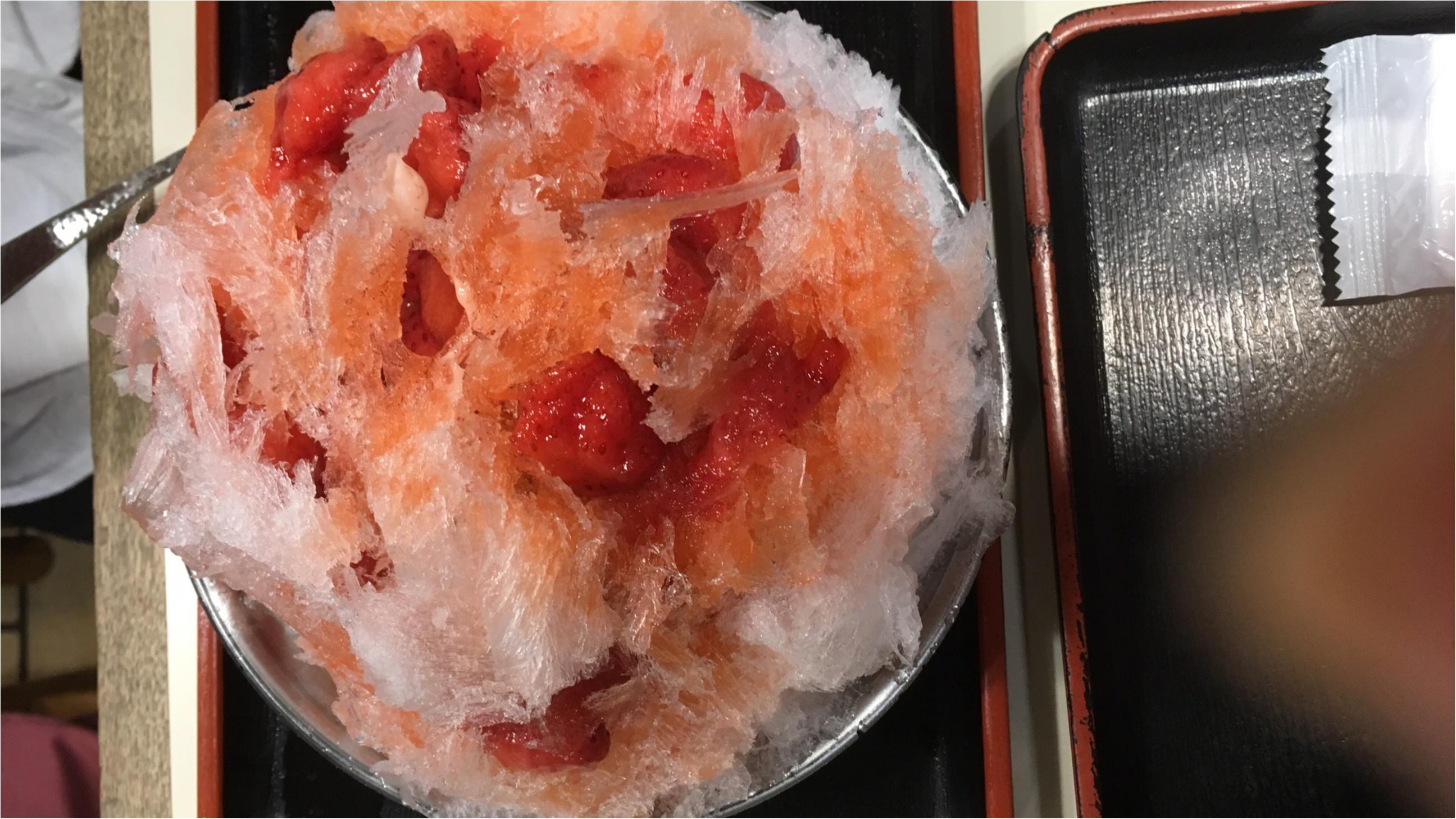 まだまだ夏を楽しみたい。本格派かき氷の名店で夏を惜しむ_3