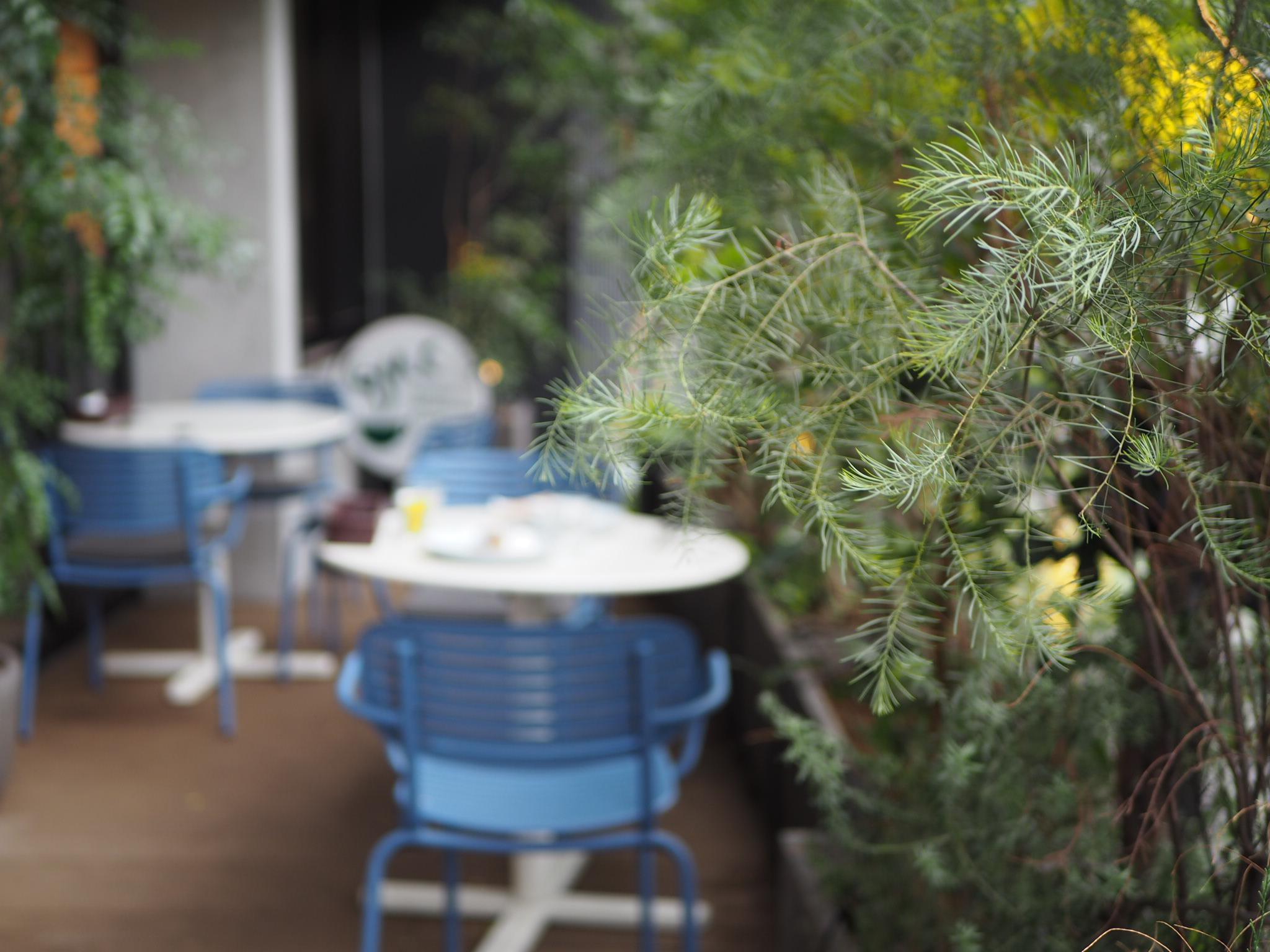 【千駄ヶ谷】「GOOD MORNING CAFE」のお洒落テラスLUNCH❃❃❃_2