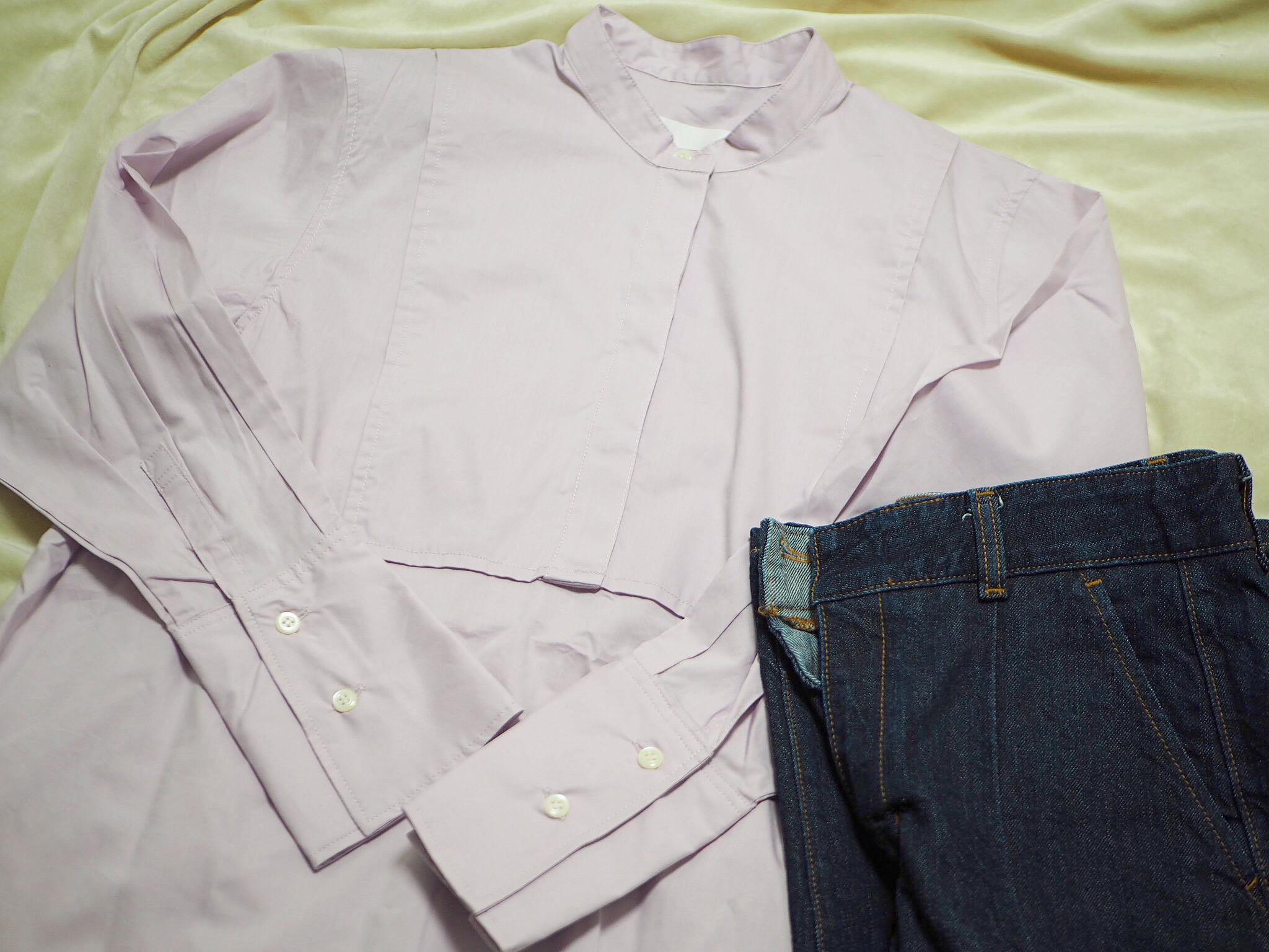 プチプラ服!【センスオブプレイス】の《春色ドレスシャツ》が可愛い♡⋈_2