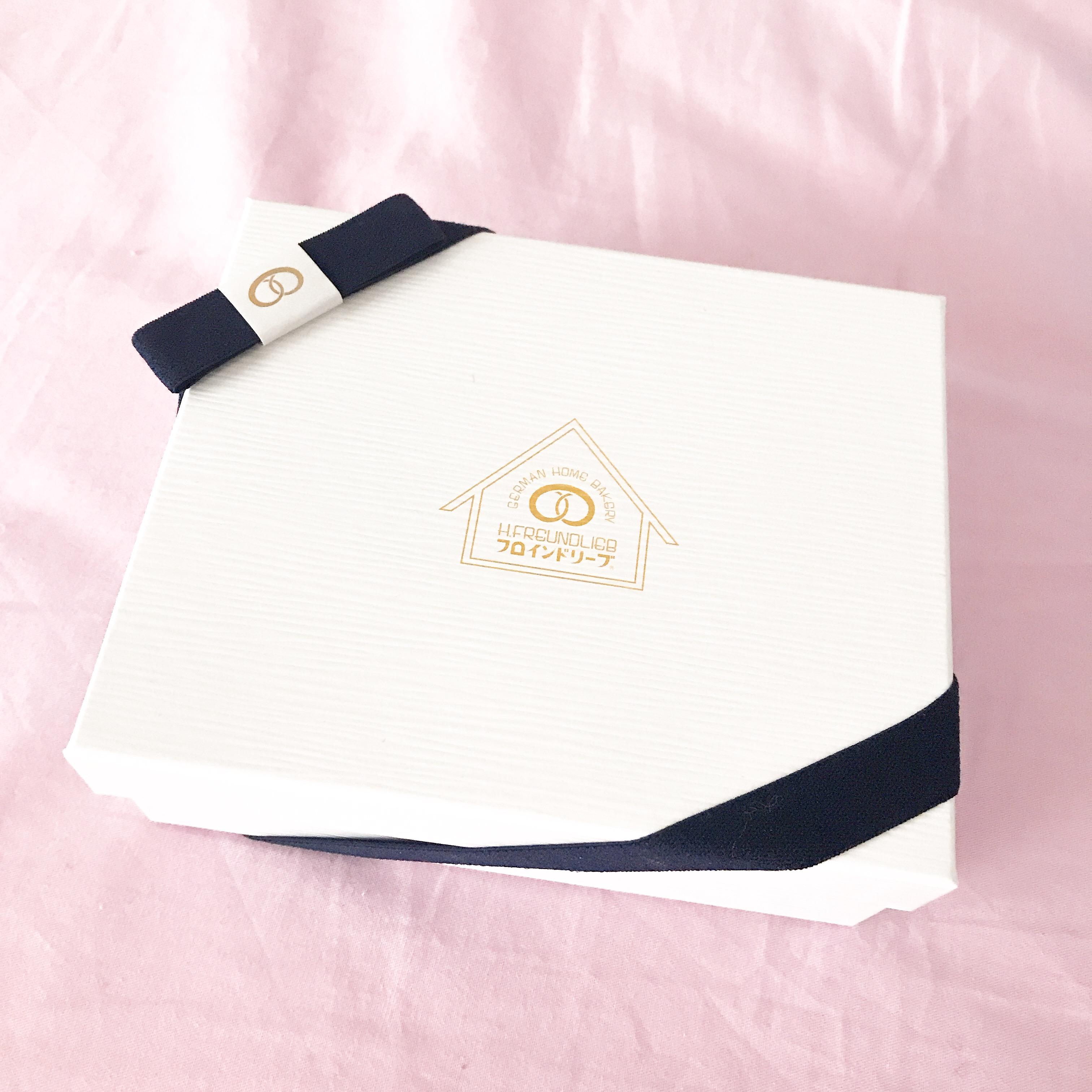 【神戸】貰ってかわいい開けてかわいい フロインドリーブのクッキー【お土産】_1