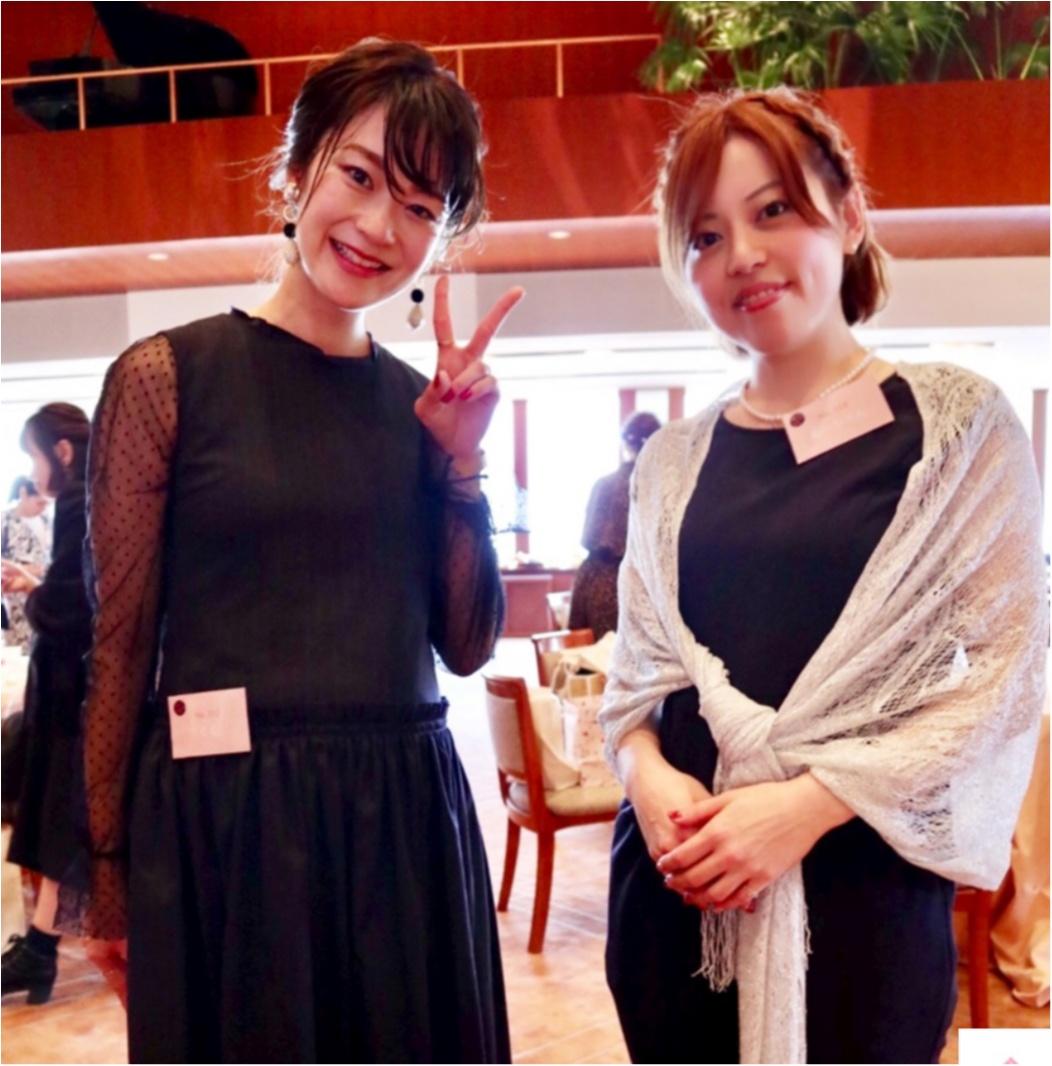 《ブログアワード第1位ありがとうございました❤️》感謝の気持ちと完全レポート!【MORE大女子会2018】_16_2