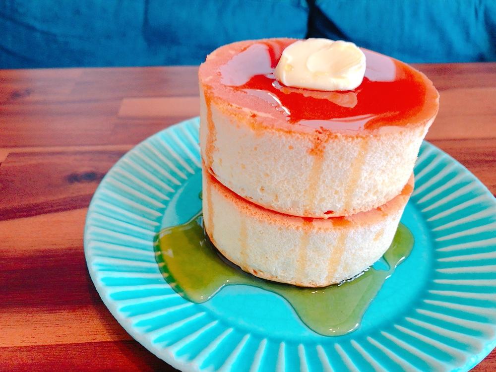 朝が待ち遠しくなる♡ローソンの冷凍スフレパンケーキが素敵な朝を演出してくれるスグレモノ_7