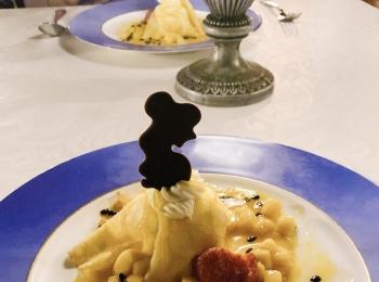 【DISNEY】ブルーバイユー・レストランで食べられる美女と野獣スペシャルメニューがかわいすぎる( ˶´⚰︎`˵ )♡︎