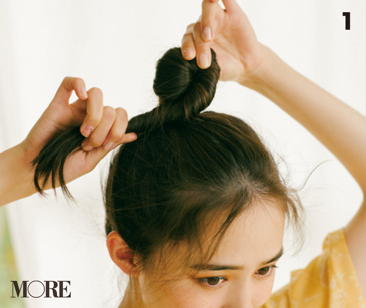 ロングヘアのアレンジ特集 - ゆる巻きのやり方など『BLACKPINK』ジェニーの髪型がお手本のヘアカタログ_20