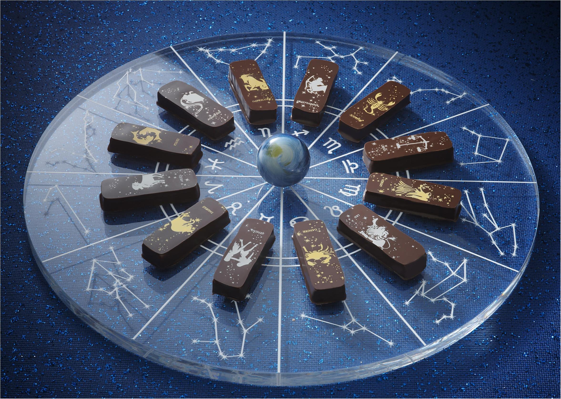 星座モチーフがとびきりロマンティック♡ 『リーガロイヤルホテル大阪』のショコラは、まるでプラネタリウム!_2