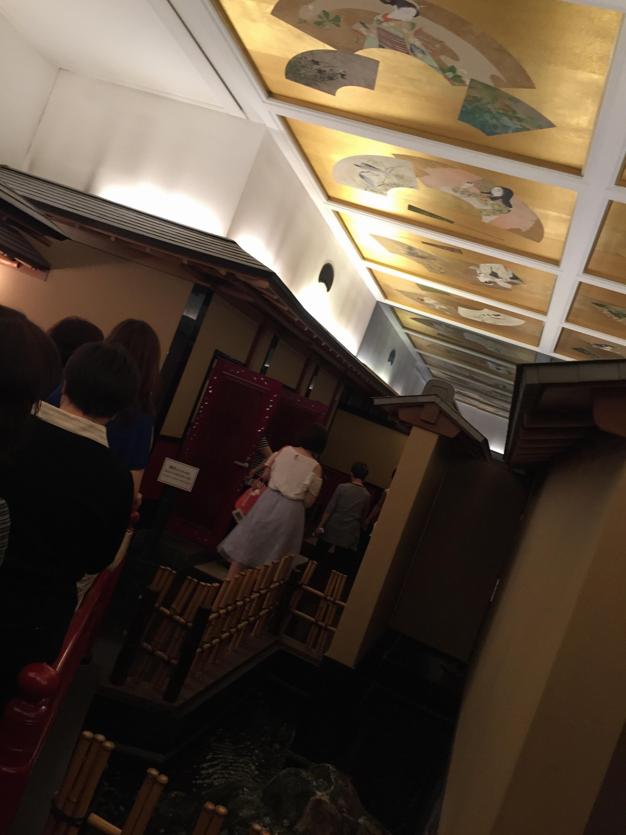 ♡目黒の雅叙園は結婚式だけじゃない!?アートイルミネーションが楽しめる百段階段!!♡_10