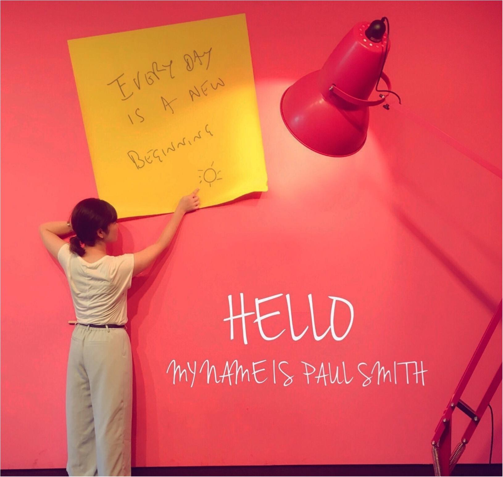《この夏、絶対に行って欲しいポール・スミス展》その理由と誰でももらえる来場者限定の豪華お土産まで♡_8