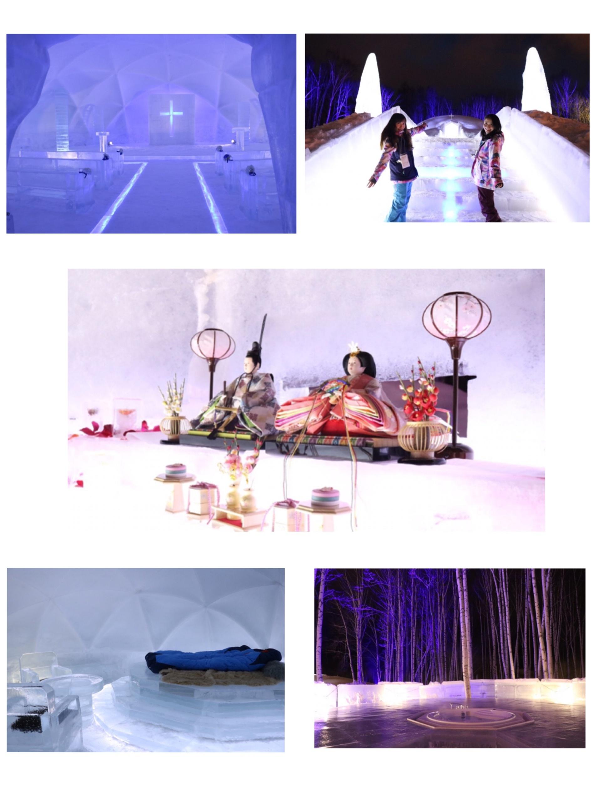 ♡女子旅はやっぱり星野リゾート♡  「リゾナーレトマム」へバニラエアで行く【雪ガールキャンプ】_11