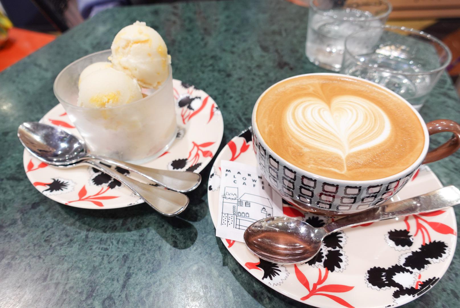 【大阪】阪急うめだ本店にMARNI のカフェが!?「MARNI FLOWER CAFE」ではスイーツやランチも楽しめてかわいいクッキーも買えちゃう!?_3