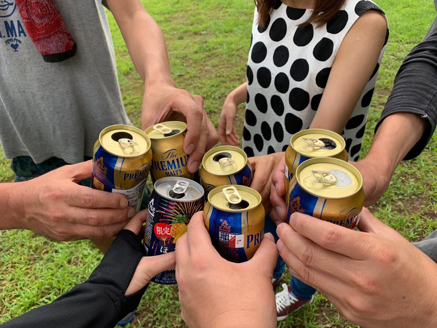 【富士五湖】西湖で最高!(笑)サマーキャンプ☆_4