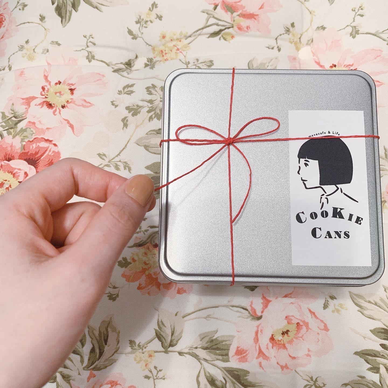 【東京】『MOVE CAFE』のクッキー缶「カフェのある暮らしとお菓子のお店」【オンライン・おもたせ・お土産・お取り寄せ】_1