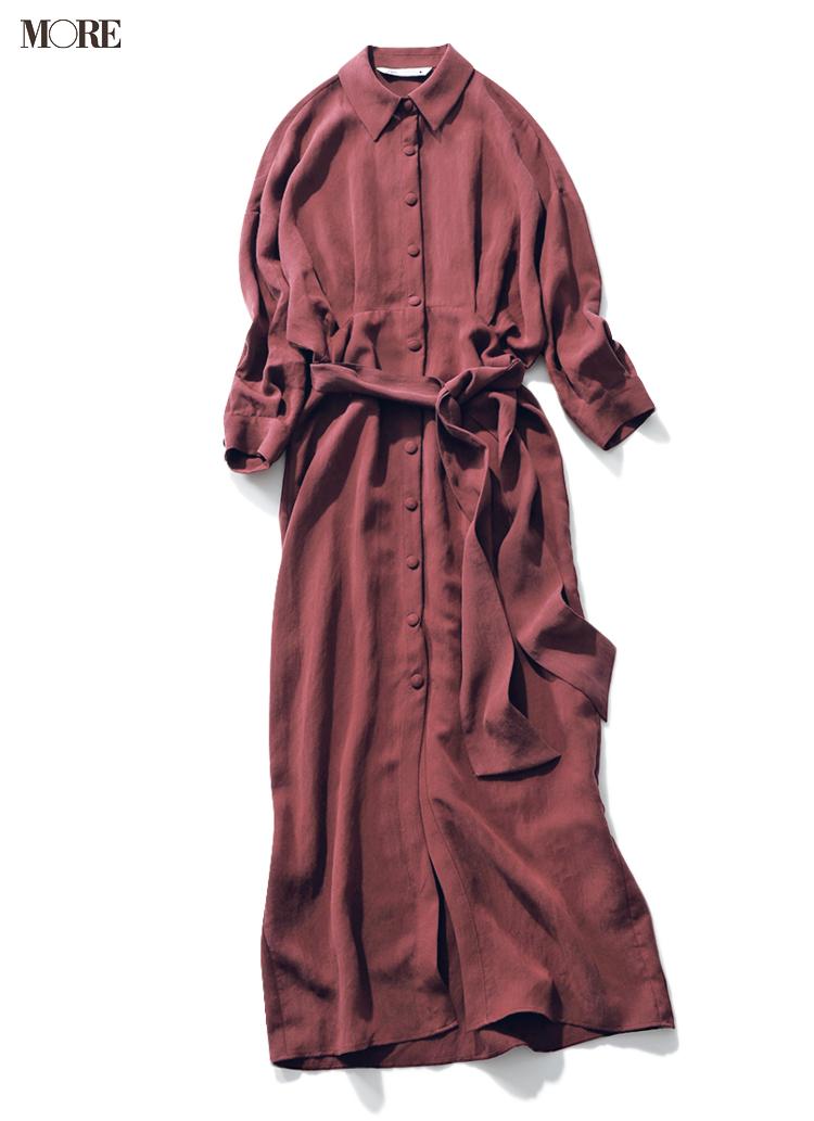 『ZARA』の6355円のシャツワンピースで小顔見え! その着回し力を立証!photoGallery_1_6