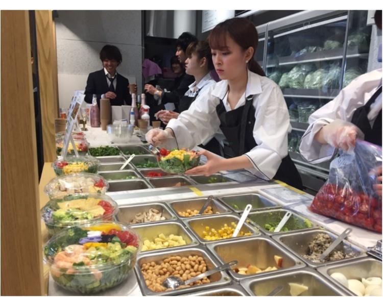"""【FOOD】代官山に、ボリューム満点のサラダ専門店""""Sweet Garden""""がOPEN!レセプションパーティーに行ってきました★_2"""