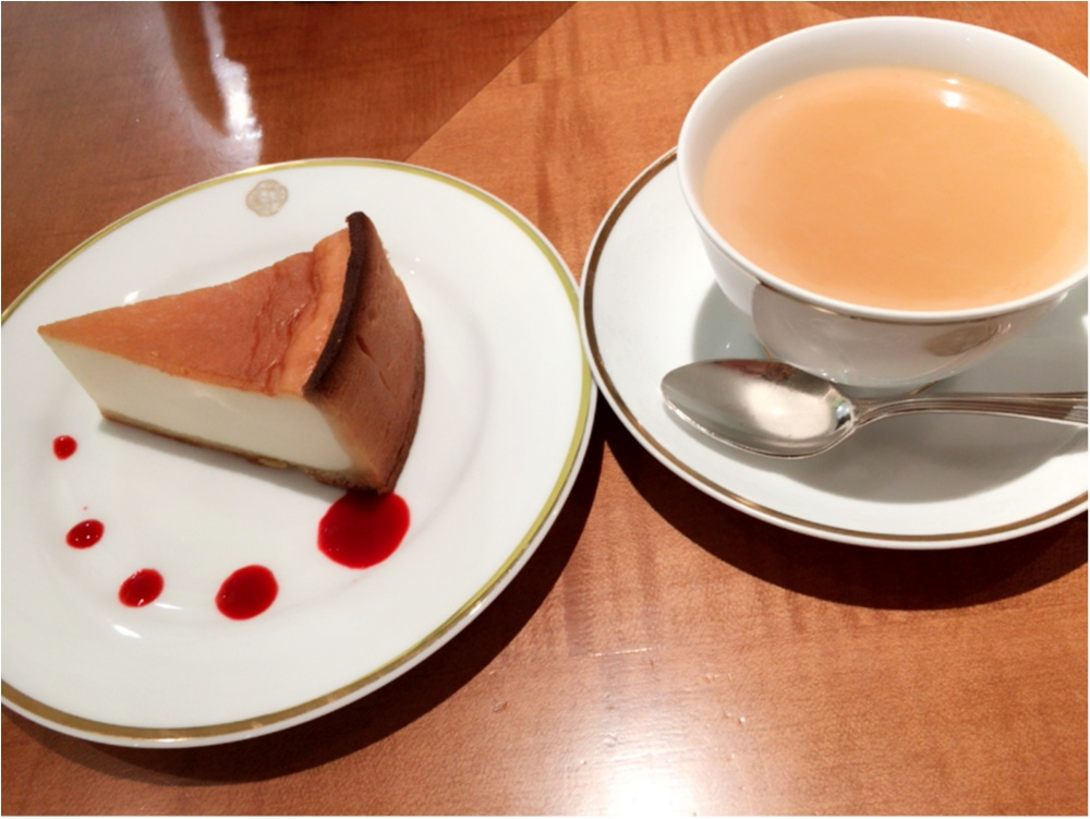 だいすき資生堂パーラー♡安定した美味しさ♡_2