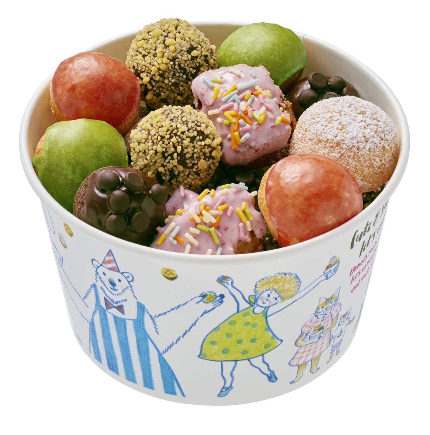 おうちでサクッとクリスマスなら『ミスタードーナツ』が欠かせない! 今年もカラフルですよ〜☆【12/25(月)まで】_1_3