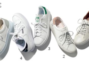 スニーカーをきれいめにはきたいなら、この4タイプを選べば失敗しない!PhotoGallery