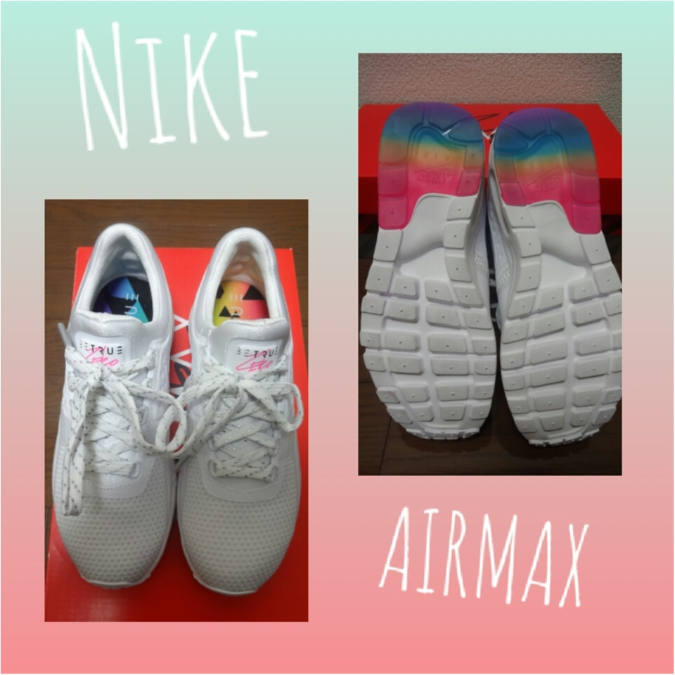 Nike♡白スニーカー のすすめ♡479ぱるるん_2