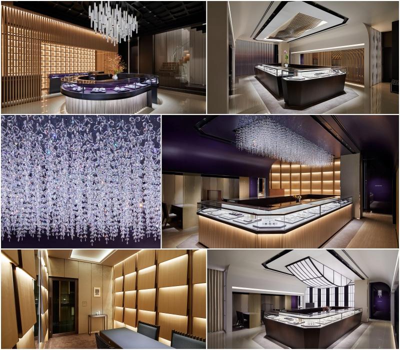 『NIWAKA』が銀座にフラッグシップストアをオープン! 「藤棚」をコンセプトにした美しい内装にうっとり♡_2