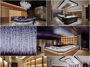 『NIWAKA』が銀座にフラッグシップストアをオープン! 「藤棚」をコンセプトにした美しい内装にうっとり♡