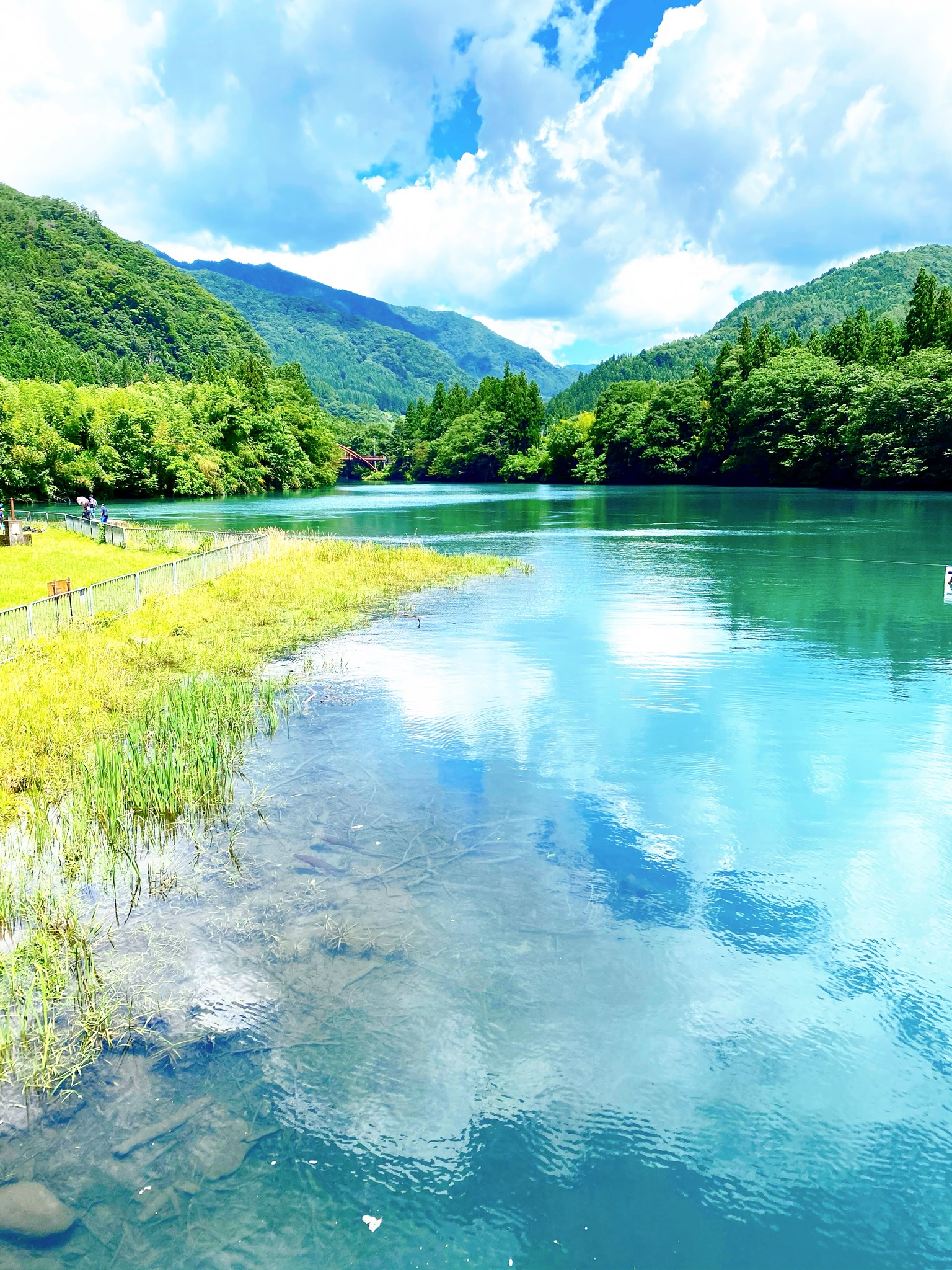 【夏色!四万ブルー】大自然に囲まれた湖でリフレッシュ_1