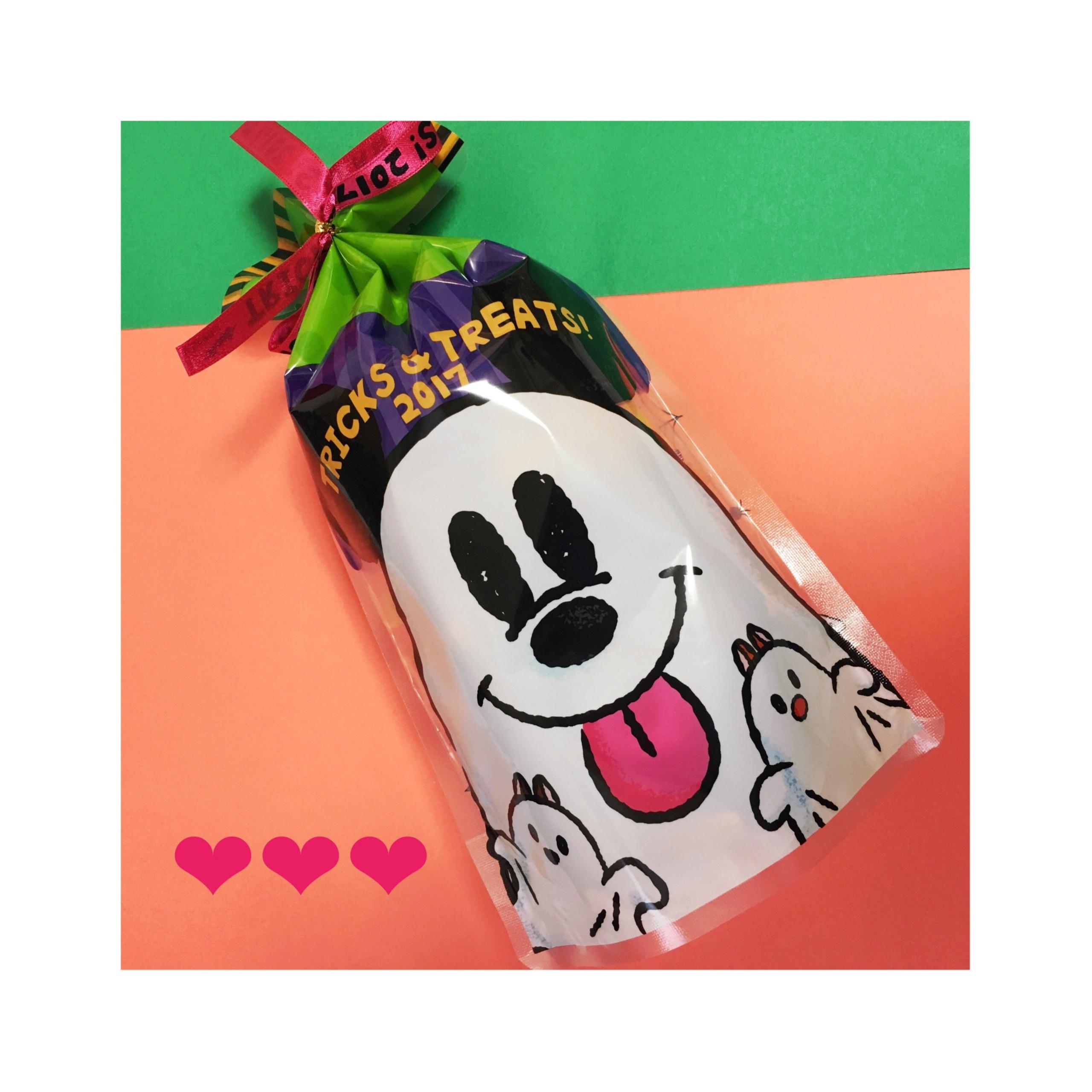 《ハロウィンシーズン到来★》【TDL】で思わずパケ買いしたオススメのお土産お菓子2選❤️_3