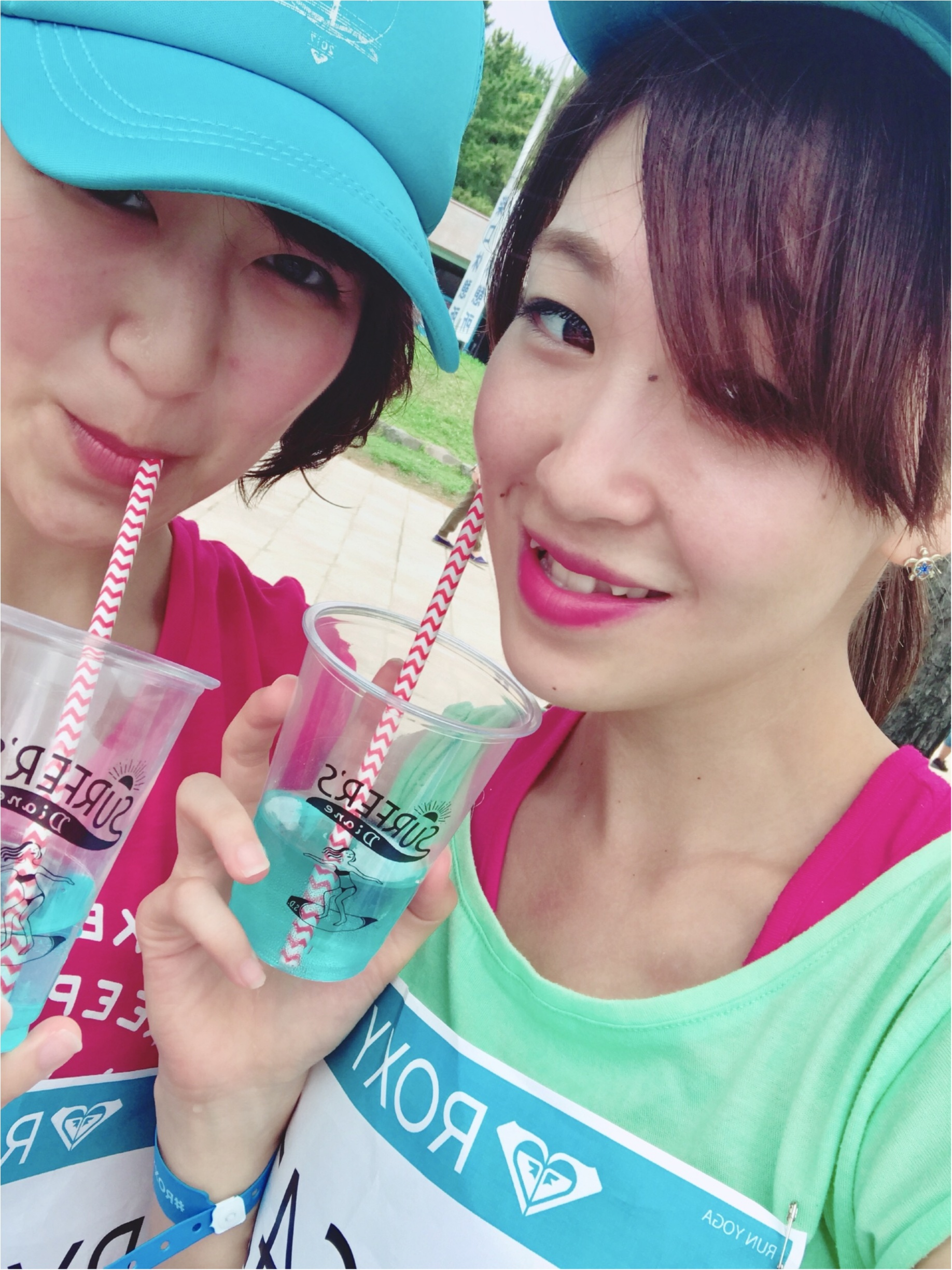 【EVENT】#ROXY FITNESS RUN SUP YOGA ★協賛ブースでお土産をGET✌︎ _1