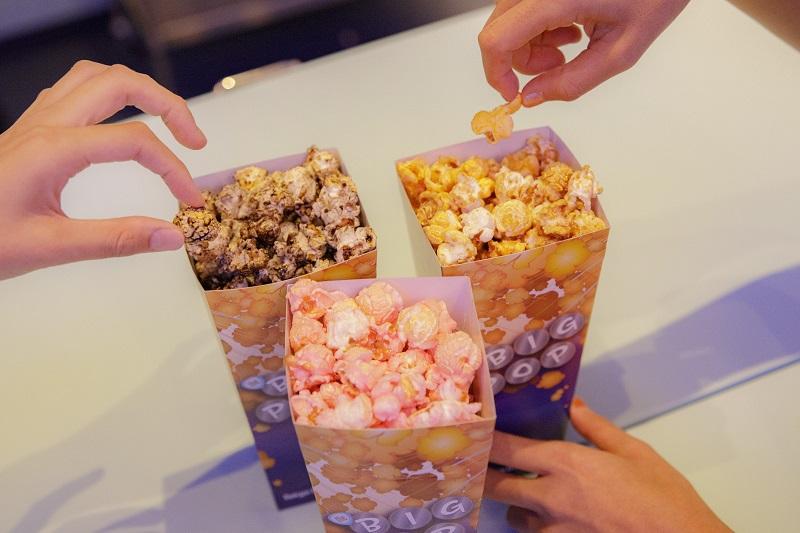 『東京ディズニーランド』に初のポップコーン専門店「ビッグポップ」が誕生! 全フレーバーを食べてみた☆_5