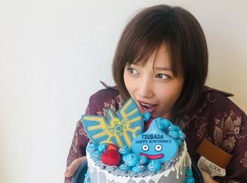 #本田翼 とっても喜んでくれたお誕生日のひとコマ♪【MORE SMILEUP CHALLENGE 19】