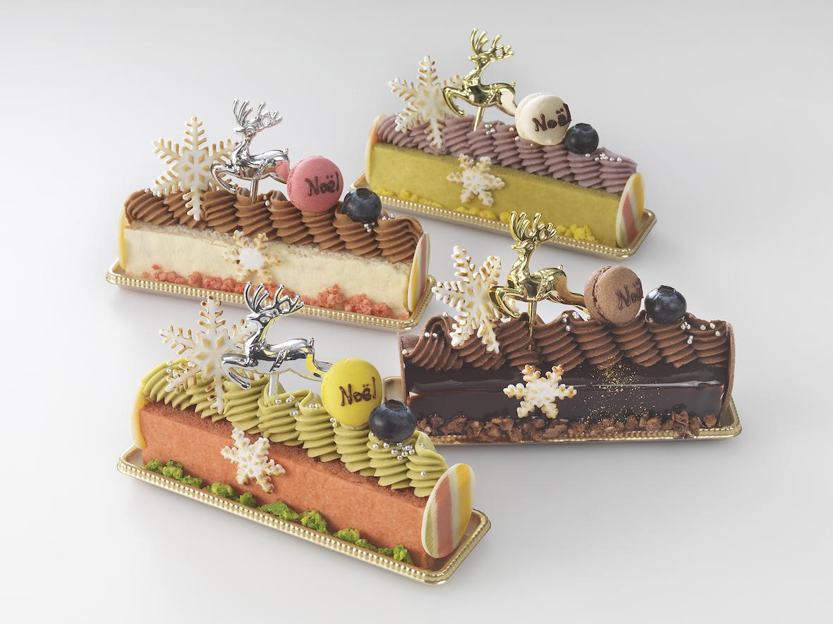 東西クリスマスケーキ発表☆『リーガロイヤルホテル』は東京と大阪でこんなに違うんです!_2
