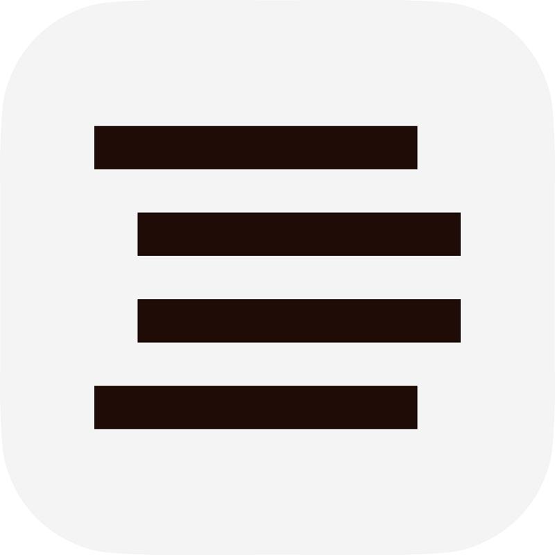マッチングアプリのDine(ダイン)アイコン